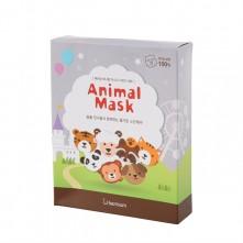 Маска тканевая набор Animal mask series 7p Set