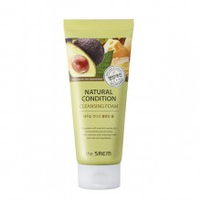Пенка The Saem Natural Condition Cleansing Foam Nourishing