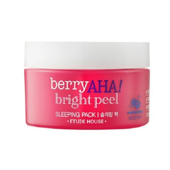 Berry AHA Bright Peel Sleeping Pack