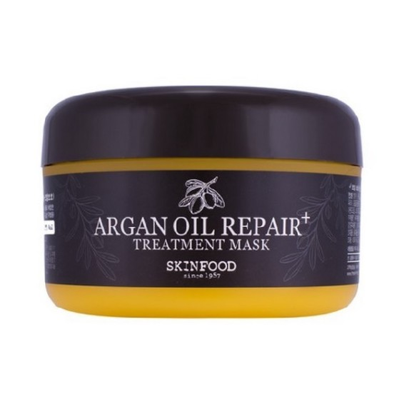 SKINFOOD Argan Oil Repair+ Treatment Mask