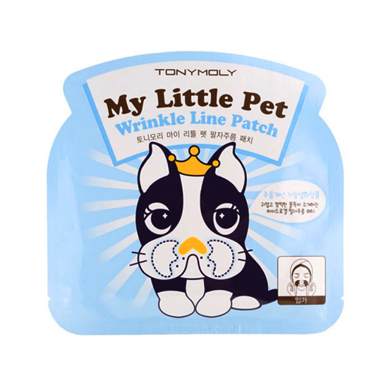 фото Tony Moly My Little Pet Wrinkle Line Patc