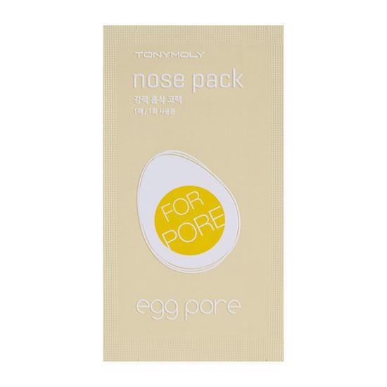 Фото Стикер от черных точек Tony Moly Egg Pore Nose Pack