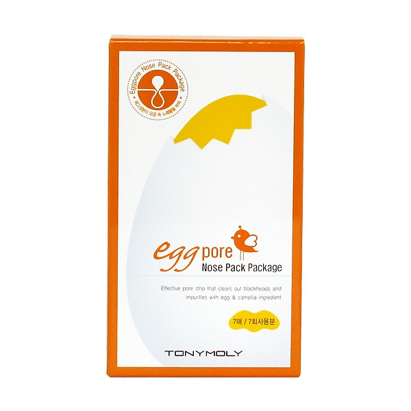 Tony Moly Egg Pore Nose Pack Package