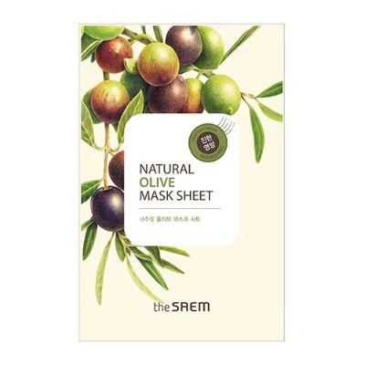 the saem Natural Mask Sheet олива liulu.ru