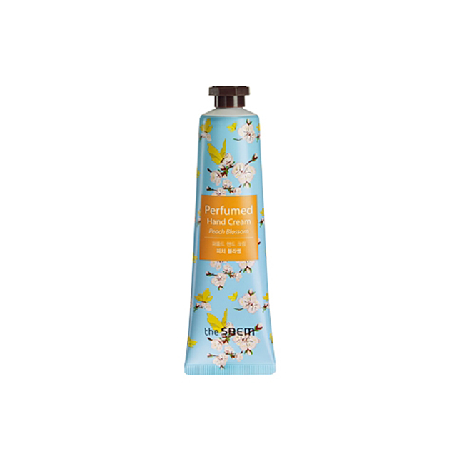 Крем для рук Perfumed Hand Light Essence -Peach Blossom фото liuliu.ru