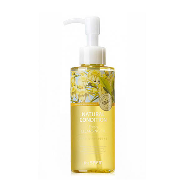 The Saem Natural Condition Fresh Cleansing Oil liuliu.ru