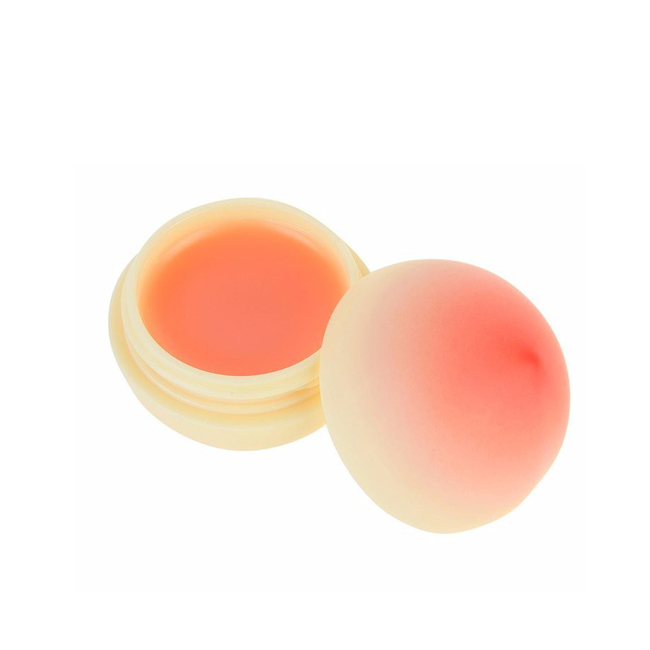 Бальзам для губ Tony Moly Mini Peach Lip Balm liuliu.ru