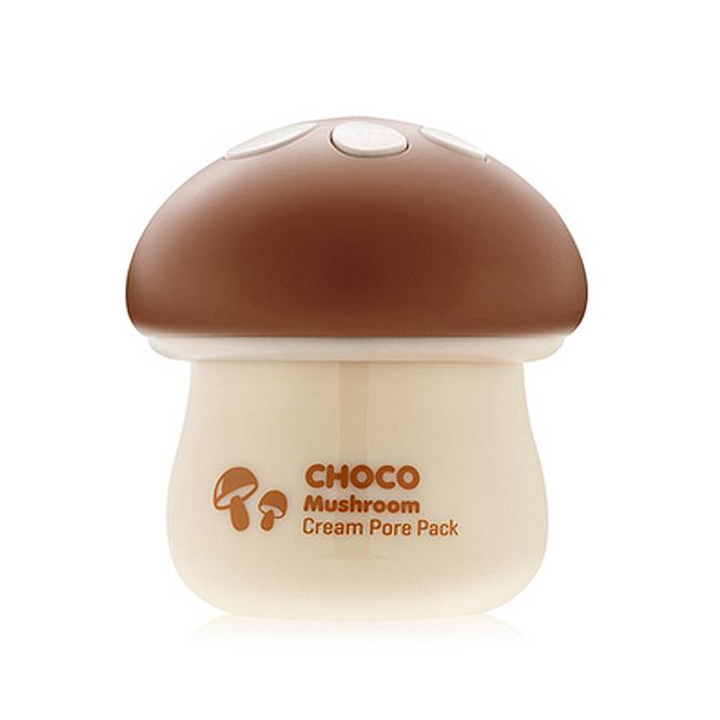 Magic Food Choco Mushroom Cream Pore Pack фото liuliu.ru