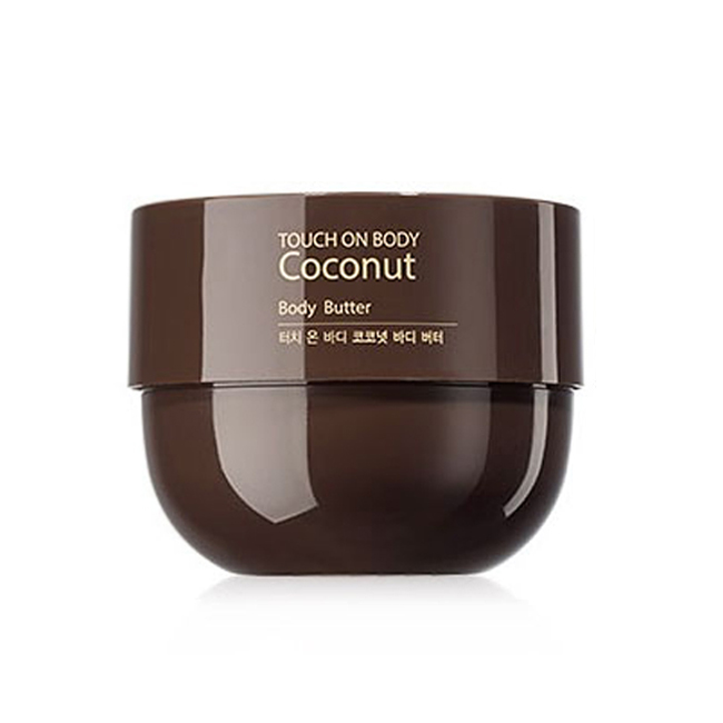 масло для тела TOUCH ON BODY COCONUT BODY BUTTER
