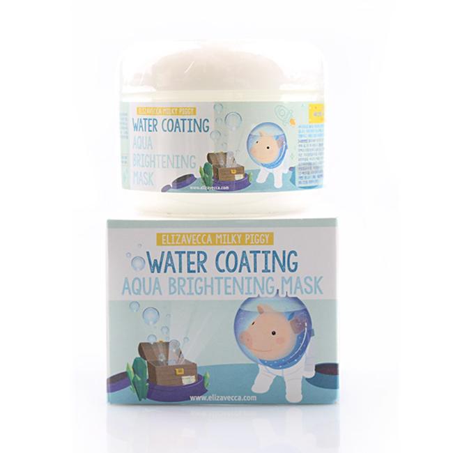 elizavecca Milky Piggy Water Coating Aqua Brightening Mask фото liuliu.ru