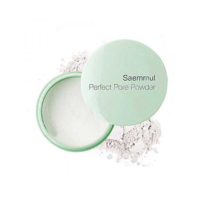 Пудра The Saem Saemmul Perfect Pore Powder liuliu.ru