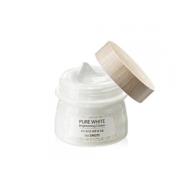 Pure White Brightening Cream фото liuliu.ru