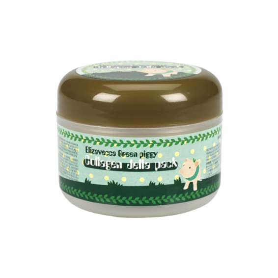 maska-elizavecca-green-piggy-collagen-jella-pack