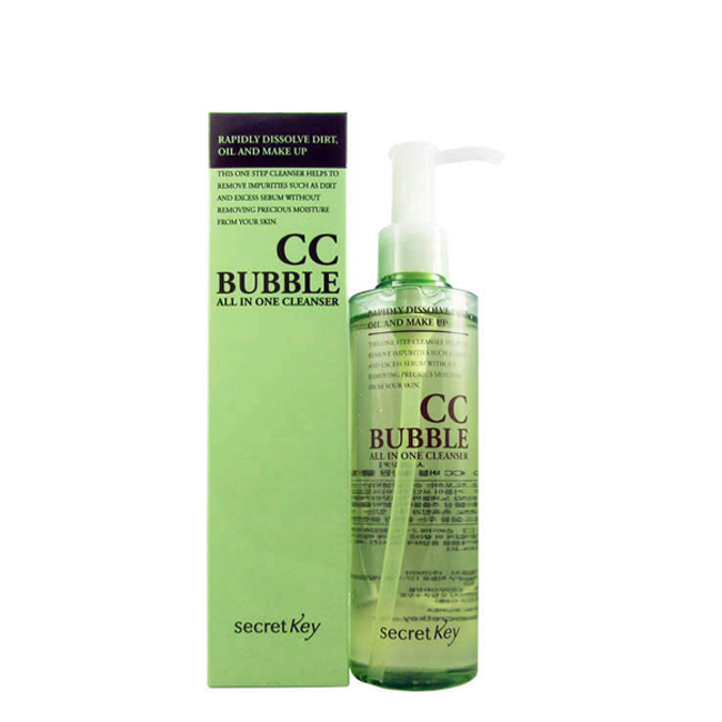 CC Bubble All in One Cleanser