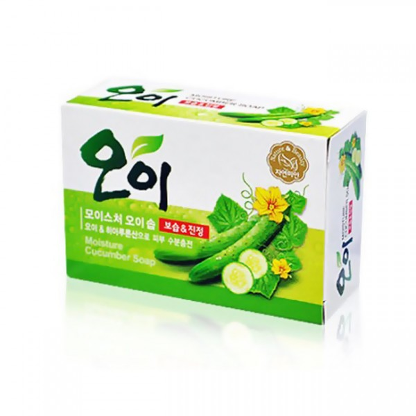 Огуречное мыло Moisture Cucumber Soap