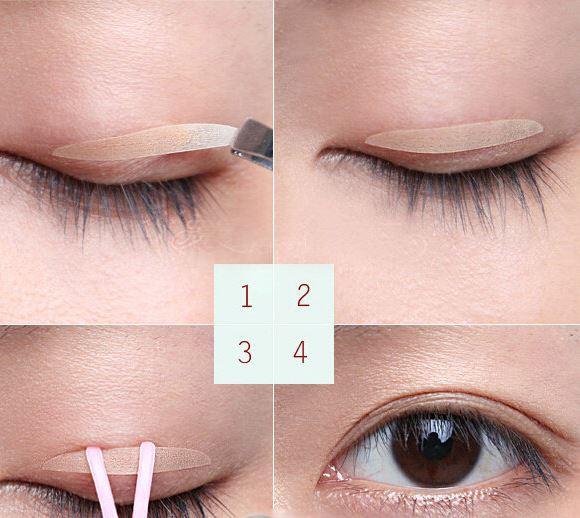 Стикеры для век двусторонние Duplex Eyelid Sticker