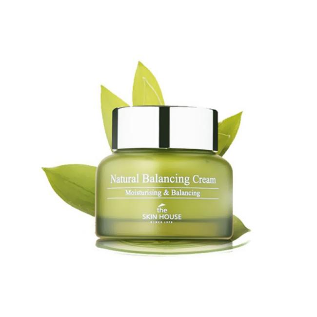 Крем The Skin House Natural Balancing Cream