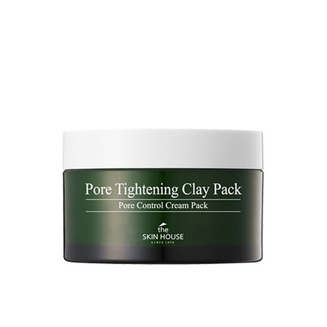 Гляняная маска маска The Skin House Perfect Pore Tightening Clay Pack