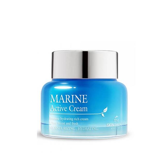 Увлажняющий крем The Skin House Marine Active Cream