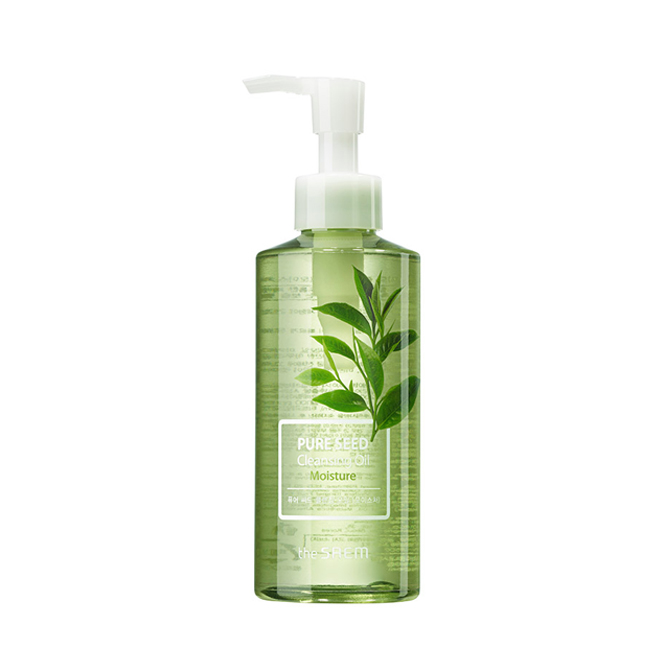 Pure Seed Cleansing Oil(Moisture)