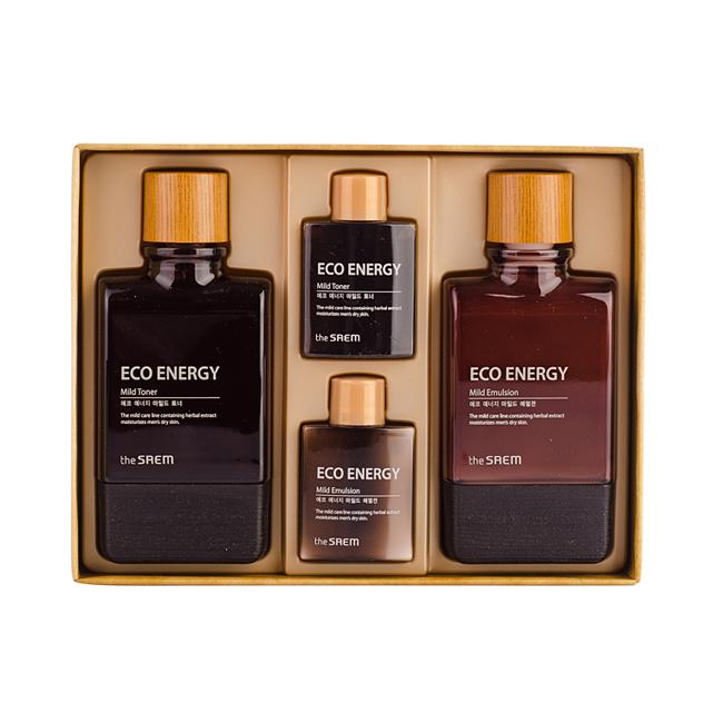 Набор уходовый для мужчин The Saem Eco Energy Mild Skin Care 2 Set