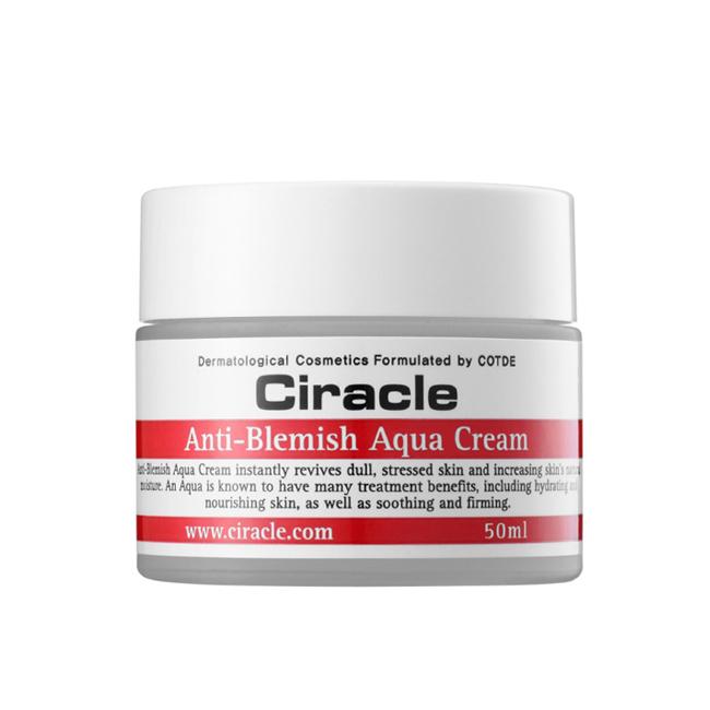 Крем от прыщей Ciracle Anti Blemish Aqua Cream