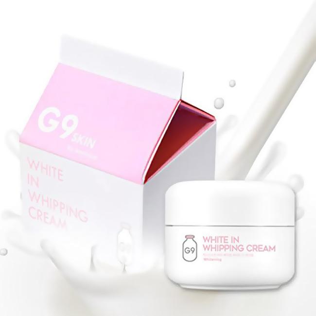 Осветляющий крем Berrisom G9 White In Whipping Cream