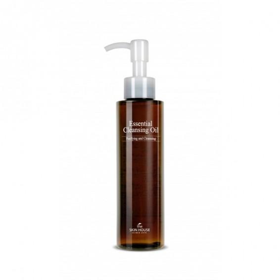 Гидрофильное масло The Skin House Essential Cleansing Oil