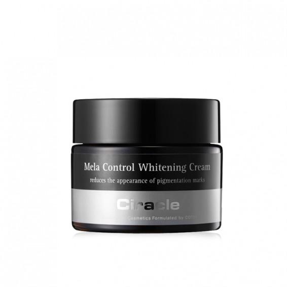 Ночной крем против пигментации Ciracle Mela Control Whitening Cream
