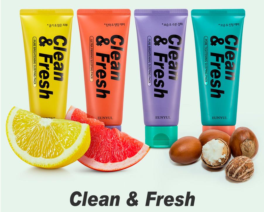 Eunyul_Clean_Fresh_Sleeping_Pack