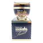 Крем FarmStay Gold Snail Premium Cream