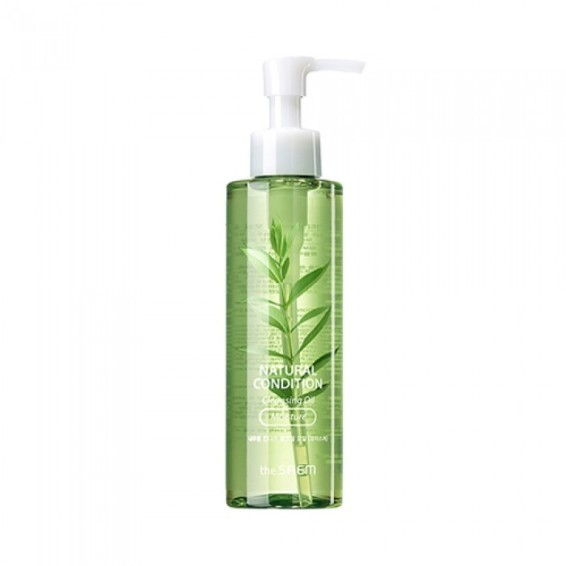 The-Saem-Natural-Condition-Cleansing-Oil-Moisture-min