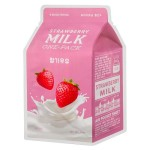 АП Маска для лица A'PIEU Strawberry Milk One-Pack