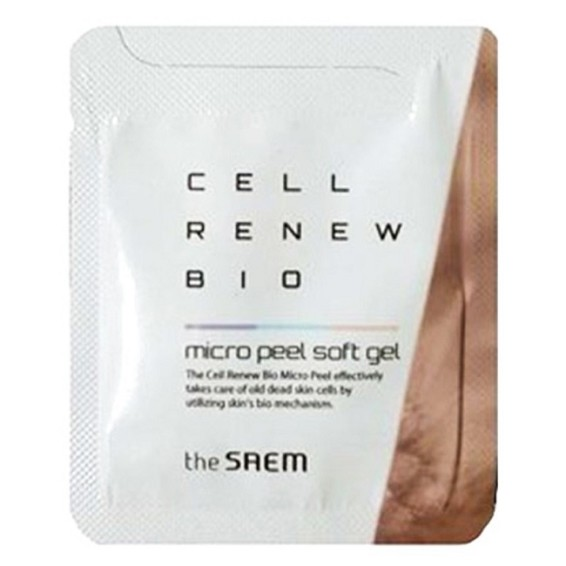СМ_Cell_Renew_Bio_Гель-пилинг_для_лица_пробник_Cell_Renew_Bio_Micro_Peel_Soft_Gel_-_Sample_N_1мл