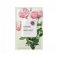 the-saem-natural-rose-mask-sheet-