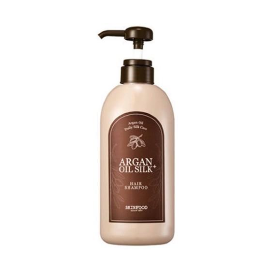 Argan Oil Silk Plus Shampoo