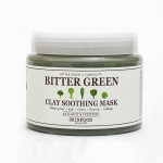 Маска Skinfood Bitter Green Clay Soothing Mask