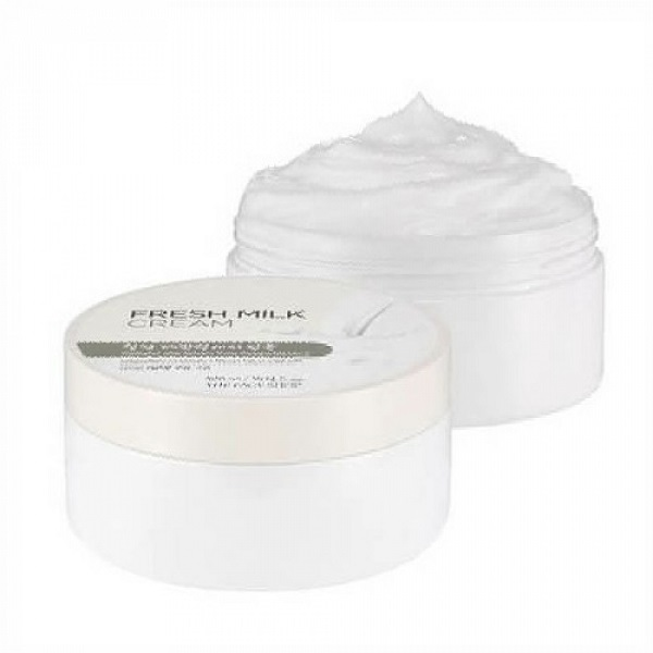 THE FACE SHOP Daegwallyeong Milk Fresh Cream