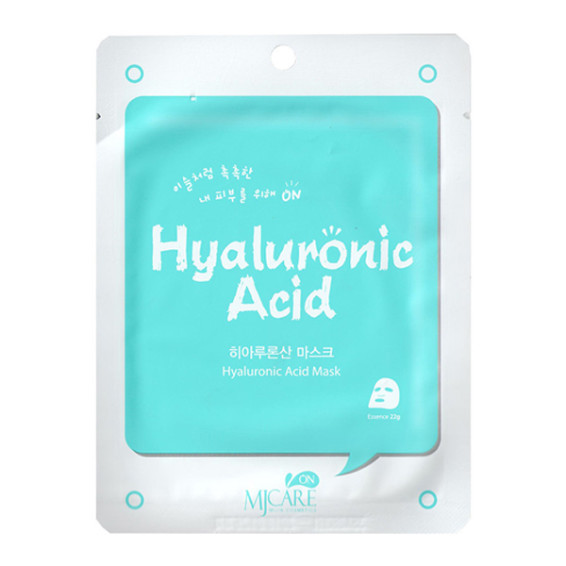 MJ on Hyaluronic Acid mask pack