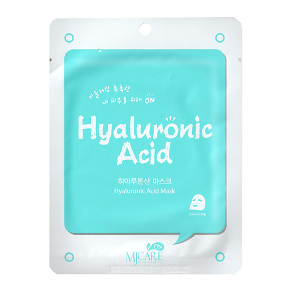 MJ on Hyaluronic Acid mask pack