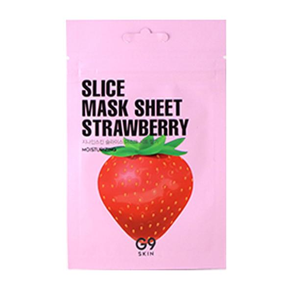 Маска-слайс G9Skin Slice Mask Sheet - Strawberry