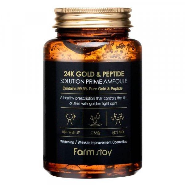 FARMSTAY-24K-GOLD-_-PEPTIDE-SOLUTION-PRIME-AMPOULE
