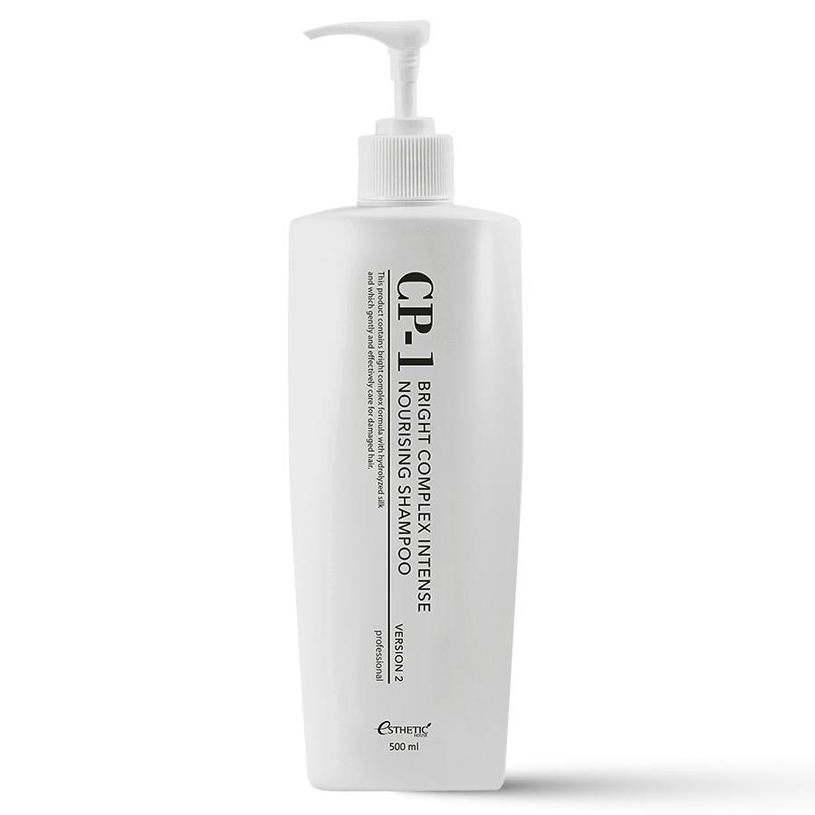 [ESTHETIC HOUSE] Протеиновый шампунь д-волос CP-1 BC Intense Nourishing Shampoo Version 2.0, 500 мл