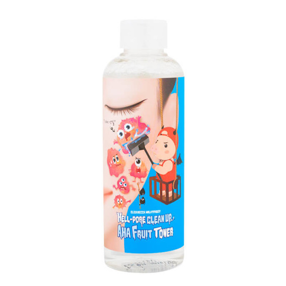 piling-tonik-elizavecca-hell-pore-clean-up-aha-fruit-toner-700x700